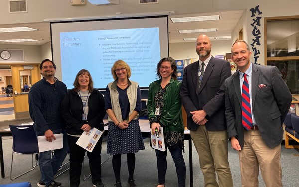 CES SIP Team Presentation 11-13-19 Shawn Meacham, Sherry Glessing, Kit Pennell, Kate Miller, Mitch Brennan, and Jason Lynch