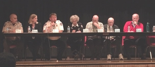 Safety Forum Panel