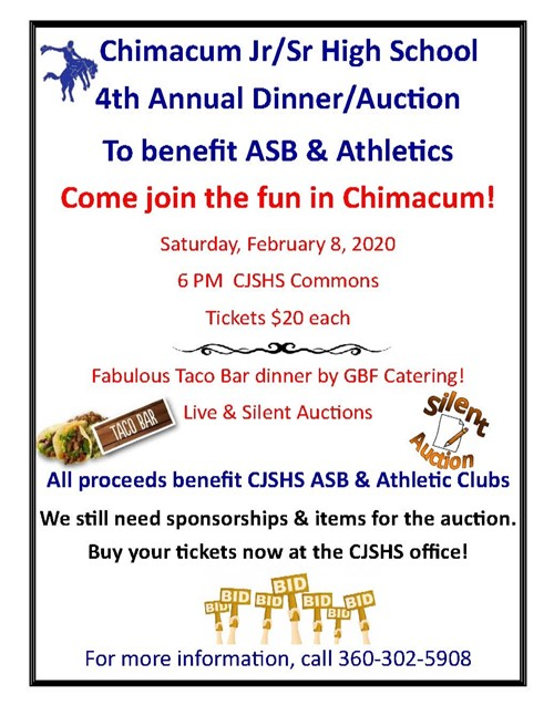 CJSH Auction 2020