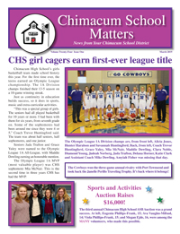 District News Spring 2019