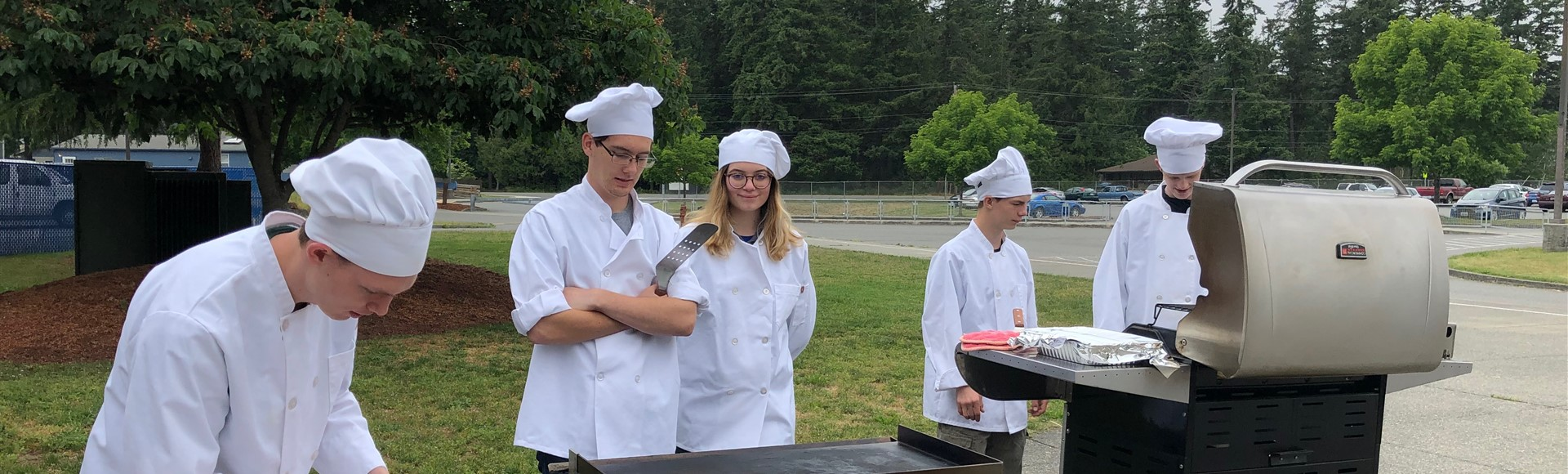 CHS Student Barbeque May 31, 2019